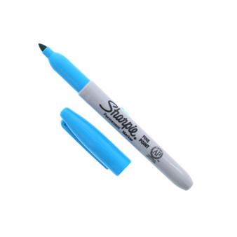 Sharpie Permanent Marker Fine Turquoise