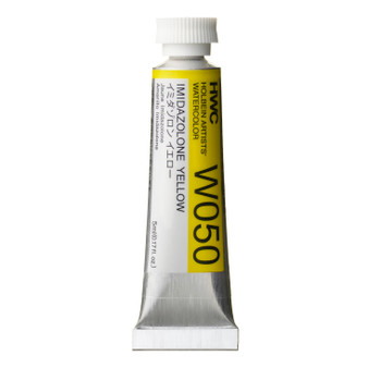Holbein Artists Watercolor 5ml Imidazolone Yellow