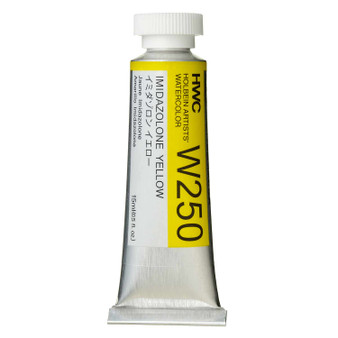 Holbein Artists Watercolor 15ml Imidazolone Yellow