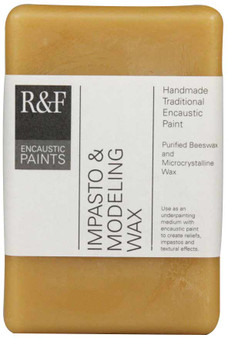 R&F Impasto Modeling Wax 333ml