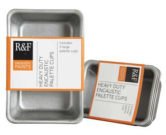 R&F Encaustic Large Palette Cups 3 Pack