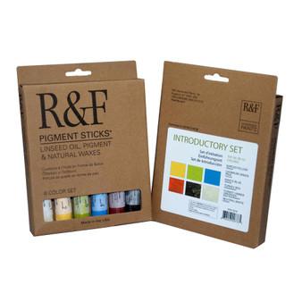 R&F Pigment Stick Introductory Set