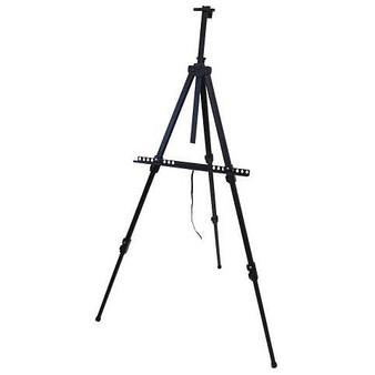 Art Alternatives Sierra Aluminum Tripod Easel
