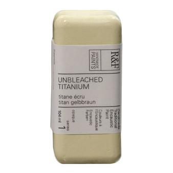 R&F Encaustic Paint 104ml Unbleached Titanium