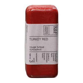 R&F Encaustic Paint 104ml Turkey Red