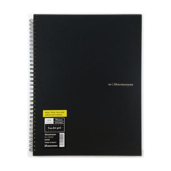Mnemosyne Dot Notebook A4 (5mm)