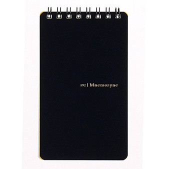 Mnemosyne Memo Pad Lined 7mm Notebook B7