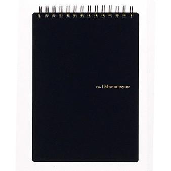 Mnemosyne 7mm Lined Notebook B6