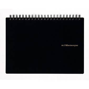 Mnemosyne 5mm Grid Notebook A5
