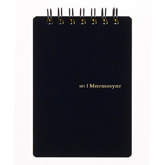 Mnemosyne Blank Notebook A7