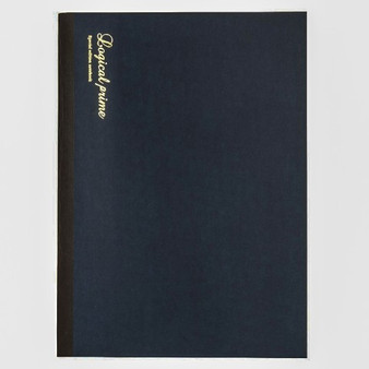 Nakabayashi Logical Prime String Bind Notebook B5