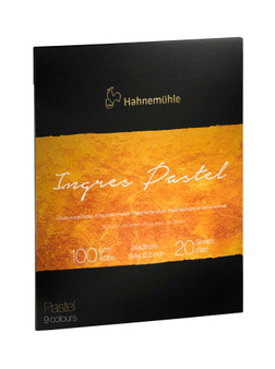 Hahnemuhle The Collection Series Ingres Pastel Pad Assorted 9.5x12