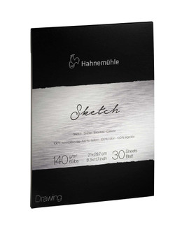 "Hahnemuhle The Collection Series Sketch Pad A4 (8.3x11.7"")"