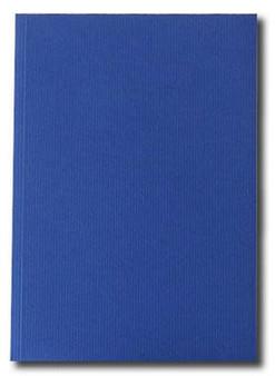 """Kunst & Papier Watercolor Book 9.4x13.4"""" Blue"""