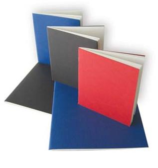 Kunst & Papier Soft Cover Sketchbook 8x9 Black