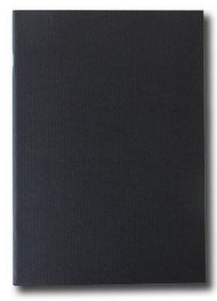 Kunst & Papier Softcover Sketchbook 8.7x11.7 Black