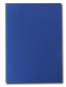 Kunst & Papier Softcover Sketchbook 8.7x11.7 Blue