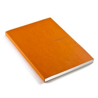 "Fabriano EcoQua Glue-bound Dot Paper 5.8""x 8.25"" Orange"