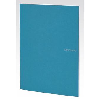 "Fabriano EcoQua Glue-bound Dot Paper 8.2""x11.7"" Blue"