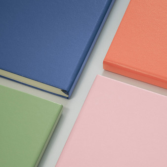 Leuchtturm 1917 Muted Color Soft Cover Ruled Notebook Powder