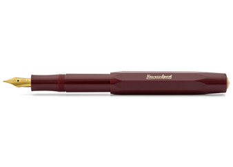 Kaweco Classic Sport Fountain Pen Bordeaux Extra Fine Nib