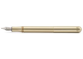 Kaweco Liliput Fountain Pen Brass Fine