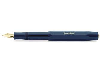 Kaweco Classic Sport Fountain Pen Navy Extra Fine
