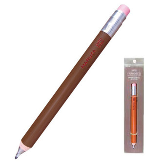 Ohto Wooden Mechanical Pencil 2.0 Maruta Brown