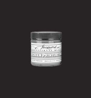 Jacquard Screen Printing Ink Acrylic 4oz Black