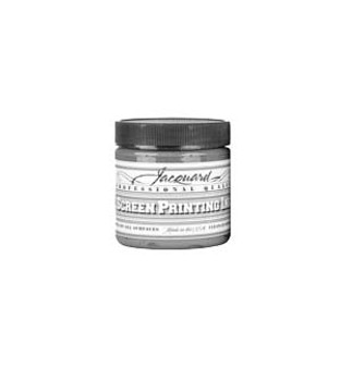 Jacquard Screen Printing Ink Acrylic 4oz Opaque White