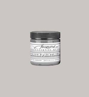 Jacquard Screen Printing Ink Acrylic 4oz Silver