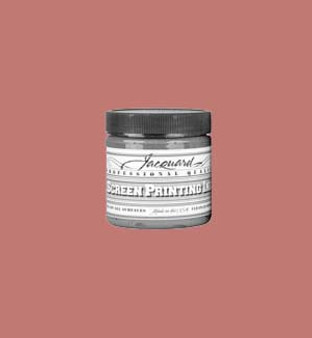 Jacquard Screen Printing Ink Acrylic 4oz Copper