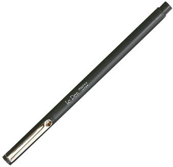 Marvy Uchida LePen .3mm Fine Marker Black