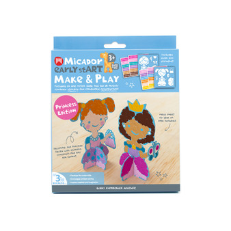 Micador early stART Make & Play 2-Piece Set Princess