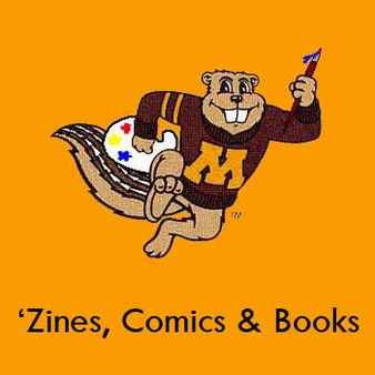 Comics & Zines with Instructor Anna Haglin