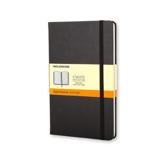 Moleskine Classic Notebook Pocket Ruled