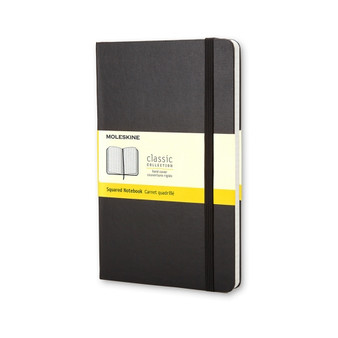 Moleskine Classic Notebook Pocket Grid