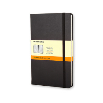 Moleskine Classic Notebook Large Ruled