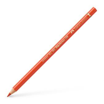 Faber-Castell Polychromos Colored Pencil Dark Cadmium Orange