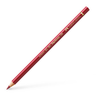 Faber-Castell Polychromos Colored Pencil Middle Cadmium Red
