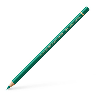 Faber-Castell Polychromos Colored Pencil Dark Phthalo Green