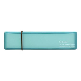 Midori Soft Pen Case Light Blue
