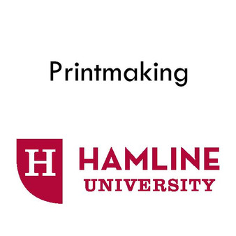 Printmaking with John-Mark Schlink