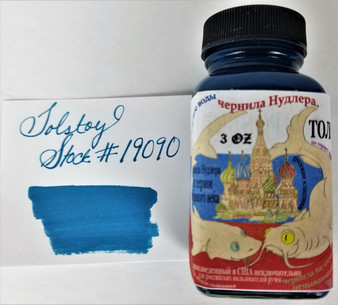 "Noodler's ""Russian Series"" Ink 3oz Tolstoy"
