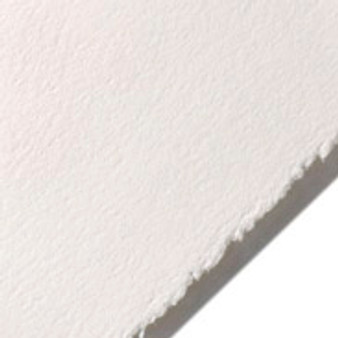 "Stonehenge Cotton Paper 250gsm 22x30"" Sheet Warm White"