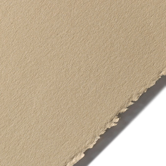 "Stonehenge Cotton Paper 250gsm 22x30"" Sheet Kraft"