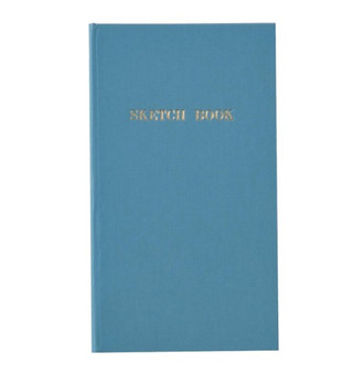 Kokuyo Trystrams Field Note Sketch Book Blue