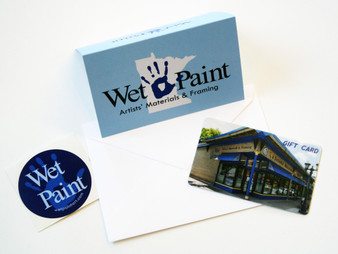 Wet Paint Gift Card