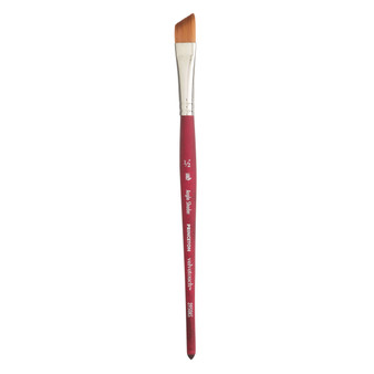 Princeton Brush Velvetouch Mixed Media 3950 series Angle Shader size 1/2