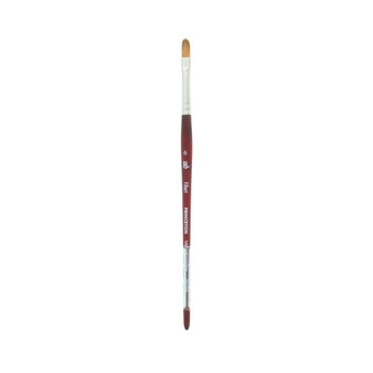 Princeton Brush Velvetouch Mixed Media 3950 series Filbert size 6